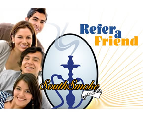 Hookah Referral