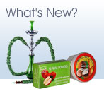 New Hookah Products