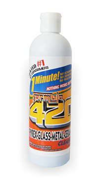 Formula 420 Glass Cleaner 12oz