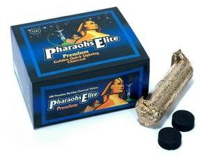 Pharaohs Elite Charcoal Pack