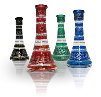 North Smoke Classic Tower Vase