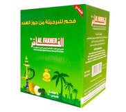 Al-Fakher Coconut Charcoal 120 Piece Box