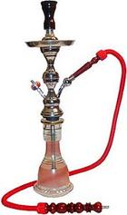 small classic 21 in. single hose hookah