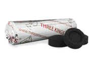 Three Kings Charcoal Roll 33mm