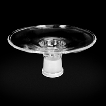 Vapor Glass Hookah Tray