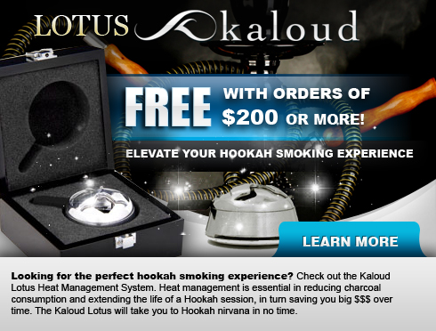 Free Kaloud Lotus Heat Management System Promotion