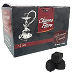 Charco Flare Coconut Charcoal Cube 12 Piece Box