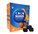 CocoNara Coconut Charcoal 120 Piece Box