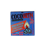CocoUrth Coconut Charcoal Cube 144 Piece Box