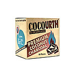 CocoUrth Coconut Charcoal Cube 18 Piece Box