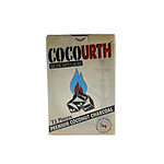 CocoUrth Coconut Charcoal Cube 72 Piece Box
