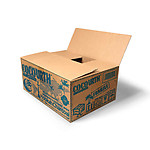 CocoUrth Coconut Charcoal Big Cube 640 Piece Box