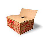 CocoUrth Coconut Charcoal Cube 720 Piece Box
