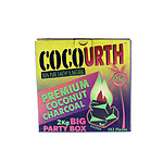 CocoUrth Coconut Charcoal Flat 192 Piece Box