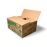 CocoUrth Coconut Charcoal Flat 960 Piece Box