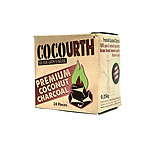 CocoUrth Coconut Charcoal Flat 24 Piece Box