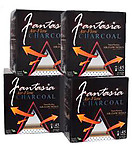 Fantasia Air-Flow Natural Hookah Charcoal 45 Piece Box