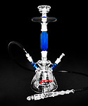 The Flare Glass Hookah