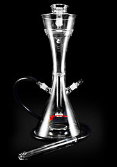 The Lotus Glass Hookah