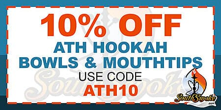 10% Off ATH Hookah Accessories Promotion