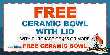 Free Ceramic Bowl with Lid Promotion