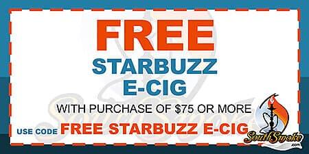 Starbuzz E-Cig, Starbuzz E-Buzz, Starbuzz Electronic Cigarette