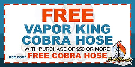 Free King Cobra Hose Promotion