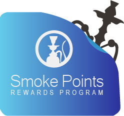 Smoke Points Rewards Program from South Smoke