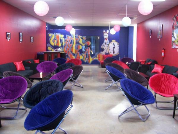 The White Rabbit Hookah Lounge