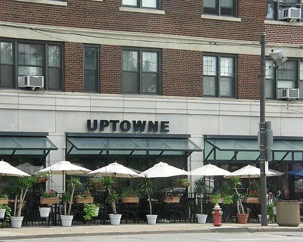 Uptowne Grill