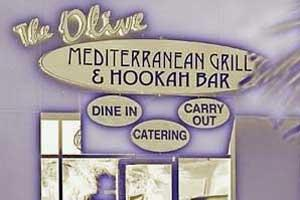 Olive Mediterranean Girll and Hookah Bar