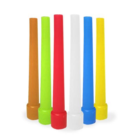 Narrow Hookah Tips Plastic Hookah Mouthpieces