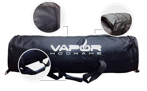 7f6f640cb579 Hookah Travel Bags and Carrying Cases - South Smoke Hookah