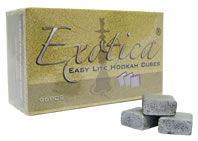 Exotica Easy Lite Charcoal Pack
