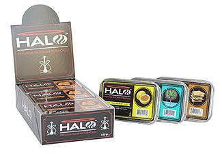 Halo: Premium Flavors 50g