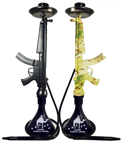 The MP5 Hookah
