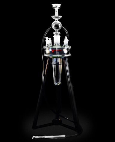 The Vault Glass Hookah