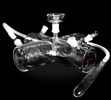 The X Glass Hookah