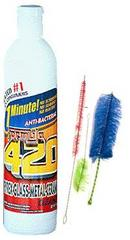 Cleaning Solution Kit