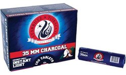 Starbuzz Coconut Instant Light Charcoal Box 35mm
