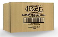 Haze Coconut Charcoal Cube 1440 Piece Box