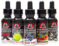 Starbuzz E-Juice 30ml Nicotine Free Bottle