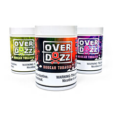 Overdozz Hookah Flavored Tobacco 50g