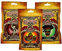 Starbuzz Serpent Hookah Flavored Tobacco 100g