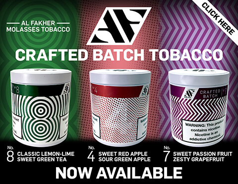 Al-Fakher Crafted Batch Tobacco