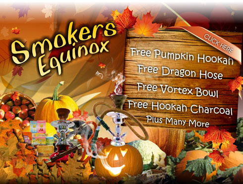 Hookah Smokers Equinox