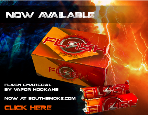 Flash Charcoal Now Available!