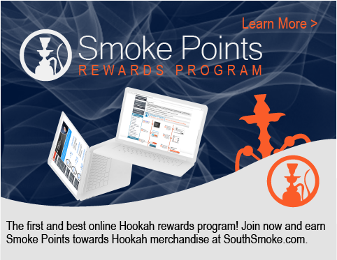 Smoke Points Rewards Program