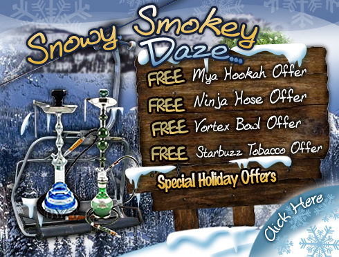 SouthSmoke.com Hookah Holiday Promotions