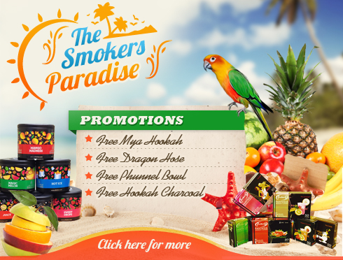 Hookah Promotions For Summer